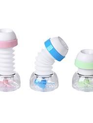 Недорогие -прочный пластиковый регулятор брызг воды водосберегающий душ фильтр для ванны фильтр