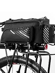 Недорогие -ROCKBROS 9-12 L Сумки на багажник велосипеда Водонепроницаемость Пригодно для носки Велосумка/бардачок Терилен Велосумка/бардачок Велосумка Другие же размера телефоны Велоспорт