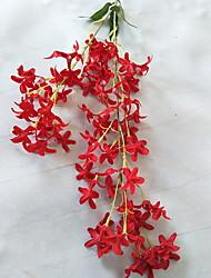 저렴한 -인공 꽃 2 분기 클래식 현대 현대 사쿠라 테이블  플라워