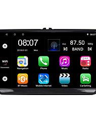 Недорогие -Factory OEM YYD-9010G 9 дюймовый 2 Din Android 8.1 В-Dash DVD-плеер Quad Core для Volkswagen RCA / Аудио / GPS Поддержка MOV / M3V / AMV MP3 / WMA / WAV JPEG / GIF / BMP
