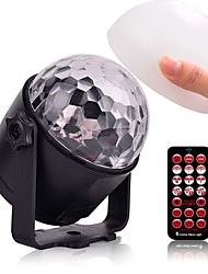 olcso -YouOKLight 1db 6 W 360 lm 4 LED gyöngyök Távirányító Színpadi LED fények Váltó 85-265 V Otthon / iroda Gyerekszoba