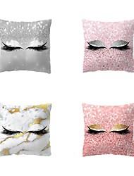 hesapli -1 adet Polyester Yastık Kılıfı, Resim Modern Çağdaş