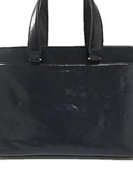 رخيصةأون -رجالي أكياس البوليستر حقيبة سحاب أزرق / أسود