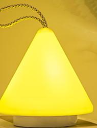 זול -1pc LED לילה אור צהוב USB יצירתי <=36 V