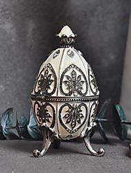 Недорогие -пасхальное яйцо Античный Украшенный драгоценностями Русский Шкатулка Коробка Брелок Назначение Подарок Свидание На каждый день Пасха Жен. Бижутерия