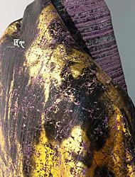 저렴한 -쉬폰 꽃 패턴 145 cm 폭 구조 용 의류 및 패션 팔린 으로 그만큼 미터