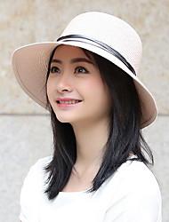 abordables -Mujer Sombrero para el sol - Básico Un Color