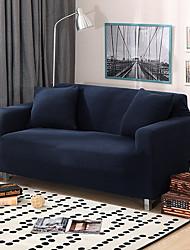 Недорогие -Накидка на диван Однотонный Рельефные Полиэстер Чехол с функцией перевода в режим сна