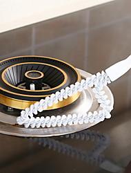 hesapli -Mutfak Temizlik malzemeleri Plastik Tüy Bırakmayan Çıkarıcı ve Fırça Form Fit 1set