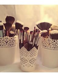 billige -lagringsorganisasjon kosmetisk makeup arrangør plast runde kreative