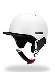 Недорогие -High Experience Лыжный шлем Мальчики Девочки Представления Разные виды спорта Удобный Тепловая / Теплый Пластик + + PCB Водонепроницаемый Обложка эпоксидные Неприменимо