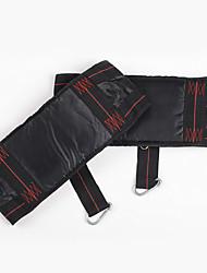 ราคาถูก -เข็มขัดกระชับช่องท้อง เข็มขัด ที่ถือ แถบแขน Poly / Cotton Blend สามารถปรับได้ ซึ่งยืดหยุ่น Improves Balance And Body Posture Support ยิมออกกำลังกาย ออกไปทำงาน เพาะกาย สำหรับ ผู้ชาย