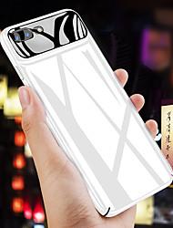Недорогие -чехол для iphone x / xs / iphone xr / iphone xs max противоударная задняя крышка броня однотонный жесткий компьютер iphone 6 / iphone 6 plus / iphone 6s plus / iphone 7 / iphone 7 plus / iphone 8 /