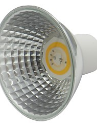 preiswerte -1 stück 3,5 watt gu10 keramik led scheinwerfer 300-320lm 110 v 220 v cob reflexion tasse lampe weiß warmweiß