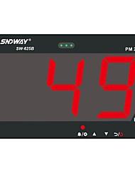 Недорогие -sndway sw-625b камера хранения воздуха / мини-лазер pm2.5 настенный монитор / детектор inovafitness / газоанализатор / газоанализатор