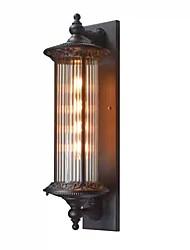 hesapli -Duvar ışığı Ortam Işığı Dış Duvar Işıkları 5 W 110-120V / 220-240V E26 / E27 LED / Modern Çağdaş