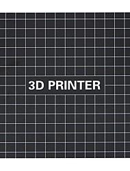 ieftine -Accesorii pentru imprimante 3d 235 * 235mm platformă autocolantă ender-3 panou fierbinte pentru temperaturi înalte pentru ender-3
