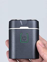 저렴한 -Kemei 전기 면도기 용 남자 200-240 V 낮은 소음 / 휴대용 디자인 / 무선 사용