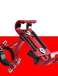 Недорогие -Крепление для телефона на велосипед Регулируется / Выдвижной Противозаносный Универсальный для Шоссейный велосипед Горный велосипед Aluminum Alloy iPhone X iPhone XS iPhone XR Велоспорт
