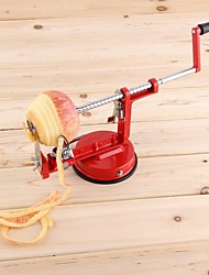 Недорогие -3 в 1 яблочный нож из нержавеющей стали фрукты нож машина для резки груша яблоко очищенный творческий кухня резак инструмент