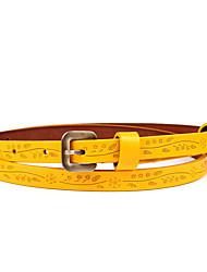 رخيصةأون -حزام رقيق ألوان متناوبة / عتيقة للجنسين, عمل / لطيف