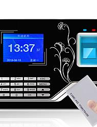 voordelige -YK&SCAN F20 Attendance Machine Noteer de query Vingerafdruk / Wachtwoord / Identiteitskaart School / Hotel / Kantoor