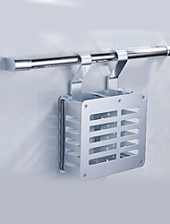ราคาถูก -คุณภาพสูง กับ เหล็กกล้าไร้สนิม ผู้ถือเครื่องครัว ใช้เป็นประจำ ครัว การเก็บรักษา 1 pcs