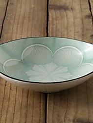 billige -1 stk. Middags Tallerkener porcelæn Porcelæn Heatproof