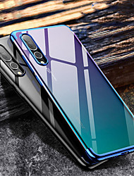 tanie -Kılıf Na Huawei Huawei Mate 20 Pro / Huawei Mate 20 Powłoka Osłona tylna Transparentny Miękka TPU na Mate RS Porsche Design / Mate 10 / Mate 10 pro