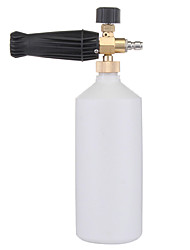 Недорогие -1л снег пены спрей распылитель мыть бутылку мыла высокого давления пистолет