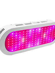 Недорогие -1шт 600 W 5000-5500 lm 120 Светодиодные бусины Полного спектра Растущие светильники Красный 85-265 V