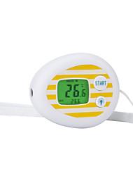 Недорогие -O-603 Мини / Портативные Инфракрасные термометры -50℃~280℃ Для спорта, Семейная жизнь, LCD дисплей