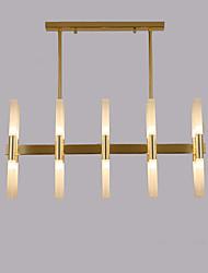 hesapli -QINGMING® Mini Avizeler Ortam Işığı Eloktrize Kaplama Boyalı kaplamalar Metal Mini Tarzı 110-120V / 220-240V Sıcak Beyaz / Soğuk Beyaz