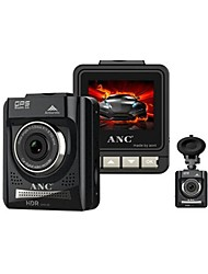 cheap -Factory OEM ANC A728 HD / Night Vision Car DVR 170 Degree Wide Angle 2 inch Dash Cam with GPS / Night Vision / G-Sensor Car Recorder