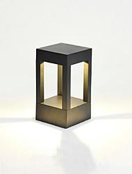 billige -1pc 2 w solvegg lys lys kontroll / sol / vanntett varm hvit + hvit 3,7 v utendørs belysning / gårdsplass / hage 1 ledet perler