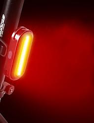 Недорогие -Светодиодная лампа Велосипедные фары Задняя подсветка на велосипед огни безопасности задние фонари Горные велосипеды Велоспорт Супер яркий Простота транспортировки Осторожно!