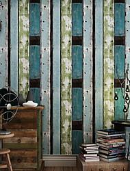 Χαμηλού Κόστους -ταπετσαρία ειδική Υλικό Κάλυψης τοίχων - κόλλα που απαιτείται Ριγέ