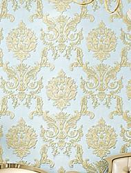 Χαμηλού Κόστους -ταπετσαρία Nonwoven Κάλυψης τοίχων - κόλλα που απαιτείται Στάμπα