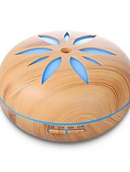 Недорогие -Диффузор с эфирными маслами 12 часов - 550 мл аромата древесных зерен ультразвуковой увлажнитель прохладного тумана для домашнего офиса детская комната для йоги кабинет спальня спа