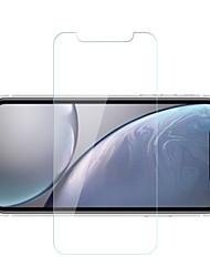 Недорогие -Закаленное стекло передняя защитная пленка царапинам / анти-отпечатков пальцев для apple iphone 6 6 s 6 s плюс 7 7 плюс 8 8 плюс iphone х / х с / хсмас