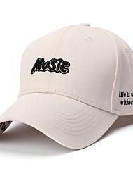 hesapli -Unisex Parti / Temel Baseball Şapkası Çiçekler / Çiçek Desenli