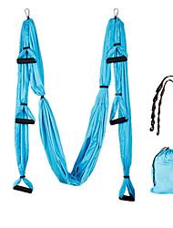 ราคาถูก -เปลญวน Resistance Bands 1 cm ขนาด วัสดุผสม Ultra Strong Antigravity การฝึก Pilates สำหรับ ทุกเพศ ห้องฟิตเนส