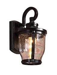 お買い得  -QIHengZhaoMing LED / 現代コンテンポラリー 屋外用ウォールライト ショップ / カフェ / オフィス メタル ウォールライト 110-120V / 220-240V 5 W