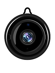 Недорогие -1.0-мегапиксельная 720p ip-камера внутренняя поддержка 128 Гб cmos беспроводное обнаружение движения удаленный доступ камера видеонаблюдения безопасности cmos