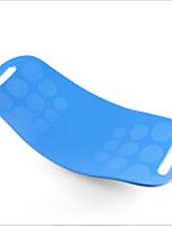 Недорогие -65 см. Балансировочная полусфера С 1 х планшетных / накладка Балансировочная полусфера, Скручивание в талии Древесно-пластиковая доска, Оценка А системы ABS, Высококачественный пластик ABS Назначение