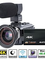 Недорогие -QQT P13 ведет видеоблог Съемная / Для вечеринок / Горячая распродажа 64 GB 1080P / 60 кадров в секунду / 120fps 16 mp 8X 1920 x 1080 пиксель 4.1 дюймовый 16.0 Мп КМОП H.264