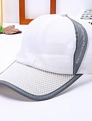 hesapli -Unisex Temel Baseball Şapkası Zıt Renkli