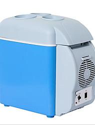 Недорогие -jtron 7.5l автомобиль портативный обогрев и охлаждение милая коробка / маленький холодильник для автомобиля