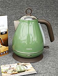 Недорогие -LITBest Электрические чайники Нержавеющая сталь Синий