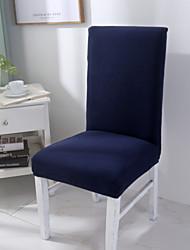 levne -Potah na židli Jednobarevné / Současné Reaktivní barviva Polyester potahy